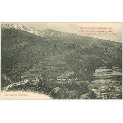 carte postale ancienne 09 LE SAINT-BARTHELEMY. Le Village
