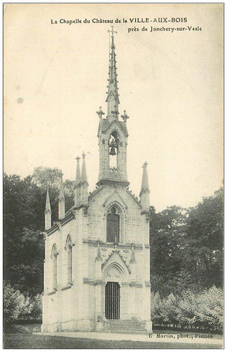 51 ville au bois chapelle du ch teau for Ville du 51