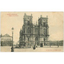 carte postale ancienne 51 VITRY-LE-FRANCOIS. Eglise Notre-Dame