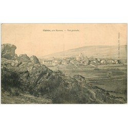 carte postale ancienne 42 CHERIER. Vue générale vers 1905