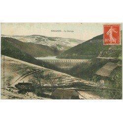 carte postale ancienne 42 RENAISON 1907