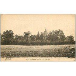 carte postale ancienne 42 RENAISON. Château de Boissy