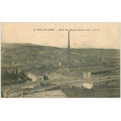 carte postale ancienne 42 RIVE-DE-GIER. Usine des Etaings