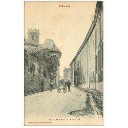 carte postale ancienne 09 PAMIERS. Le Collège oblitéré qu'en 1952...