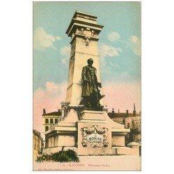 carte postale ancienne 42 SAINT-ETIENNE. Monument Dorian