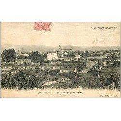 carte postale ancienne 43 BRIOUDE. Aspect 1906