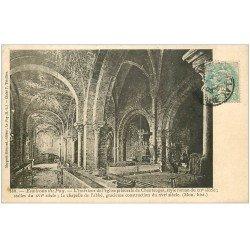 carte postale ancienne 43 CHANTEUGES. Eglise 1906