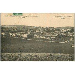 carte postale ancienne 43 CRAPONNE-SUR-ARZON 1913