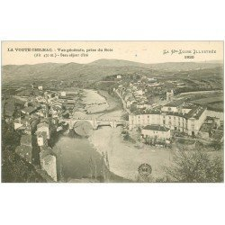 carte postale ancienne 43 LA VOUTE CHILHAC