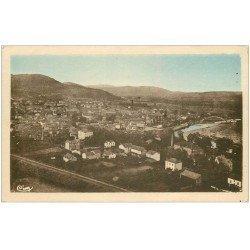 carte postale ancienne 43 LANGEAC. Quartier du Moulin