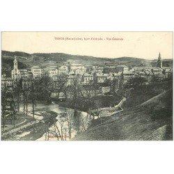 carte postale ancienne 43 TENCE. vers 1911
