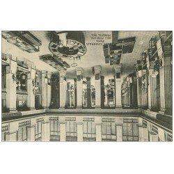 carte postale ancienne PARIS 02. Banque du Crédit Lyonnais Hall