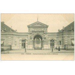 PARIS 03. Conservatoire des Arts et Métiers
