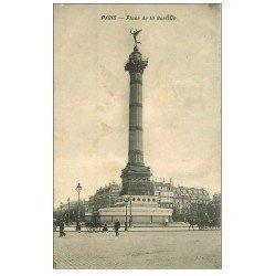 PARIS 03. Place de la Bastille