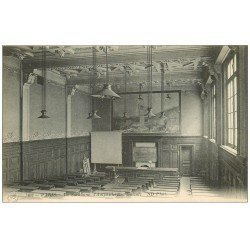 carte postale ancienne PARIS 05. Amphithéâtre de la Sorbonne