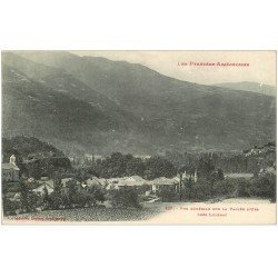 carte postale ancienne 09 Vallée d'Urs près Luzenac