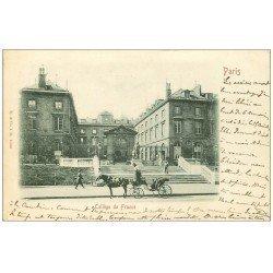 carte postale ancienne PARIS 05. Collège de France 1902