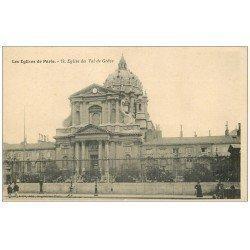 carte postale ancienne PARIS 05. Eglise du Val de Grâce
