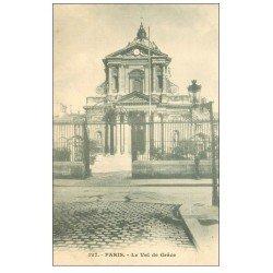 carte postale ancienne PARIS 05. Eglise du Val de Grâce vers 1900