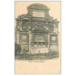 PARIS 05. Fontaine Médicis 1905