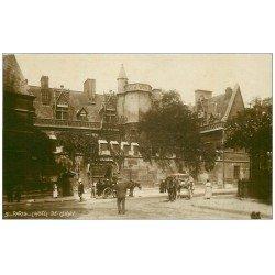 carte postale ancienne PARIS 05. Hôtel de Cluny