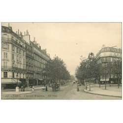 carte postale ancienne PARIS 07. Avenue Duquesne