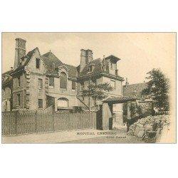 carte postale ancienne PARIS 07. Hôpital Laennec