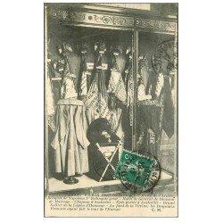 carte postale ancienne PARIS 07. Hôtel des Invalides Reliques Napoléon Ier 1915