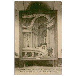 PARIS 07. Hôtel des Invalides Tableau Tombeau Napoléon Ier