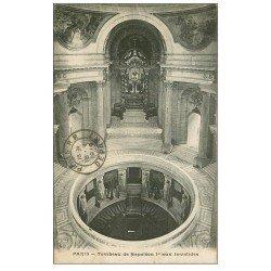 PARIS 07. Hôtel des Invalides Tombeau Napoléon Ier 1919