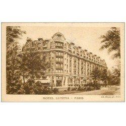 PARIS 07. Hôtel Lutetia