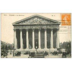 PARIS 08. La Madeleine 1922