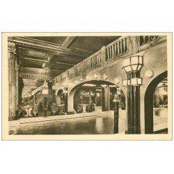 carte postale ancienne PARIS 08. Le Lido des Champs-Elysées. Pont marbre