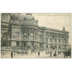 PARIS 08. L'Opéra façade