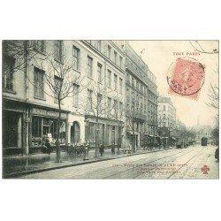 carte postale ancienne PARIS 10. Ecole des Soeurs Avenue Parmentier