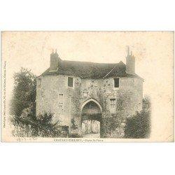 carte postale ancienne 02 CHATEAU-THIERRY. 1902 Porte Saint-Pierre