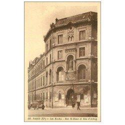 carte postale ancienne PARIS 11. Les Ecoles de Coiffure Rue Saint-maur et d'Arboy