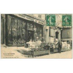 PARIS 11. Location de Literie Van Hoorde 161 Boulevard Voltaire 1914