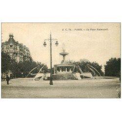 PARIS 12. La Place Daumesnil