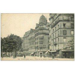 PARIS 12. Place de la Nation à l'Avenue Dorian