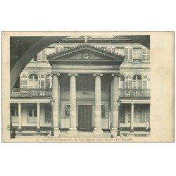 PARIS 13. Chapelle Couvent Augustines Rue la Santé 1908
