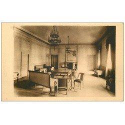 carte postale ancienne PARIS 14. Cité Universitaire. Le Salon