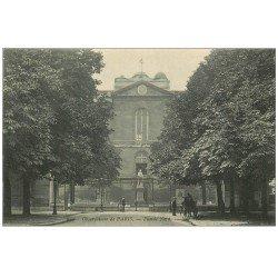 carte postale ancienne PARIS 14. Observatoire de Paris façade