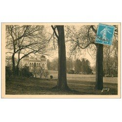 carte postale ancienne PARIS 14. Parc Montsouris 1925