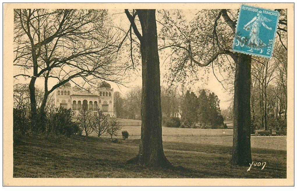 PARIS 14. Parc Montsouris 1925