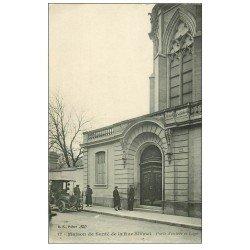 PARIS 15. Maison de Santé Rue Blomet