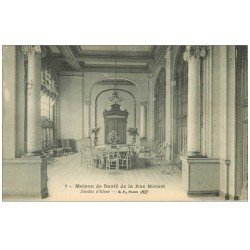 PARIS 15. Maison de Santé rue Blomet 1918