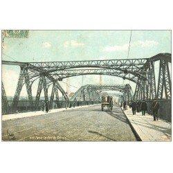 PARIS 15. Pont de Tolbiac 1907