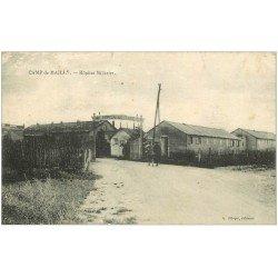 carte postale ancienne 10 MAILLY-LE-CAMP. Hôpital Militaire (état moyen)... 1924