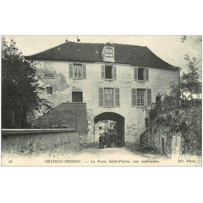 02 chateau thierry el gantes porte saint pierre for Bureau 02 chateau thierry